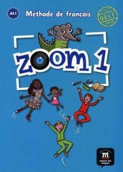 Livre de l'élève / Zoom Bd.1