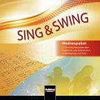 Medienpaket, 5 Audio-CDs / Sing & Swing - DAS neue Liederbuch