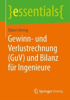Gewinn- und Verlustrechnung (GuV) und Bilanz fü...