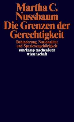 Die Grenzen der Gerechtigkeit (eBook, ePUB) - Nussbaum, Martha C.