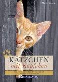 Kätzchen mit Köpfchen (Mängelexemplar)