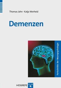 Demenzen (eBook, PDF) - Jahn, Thomas; Werheid, Katja