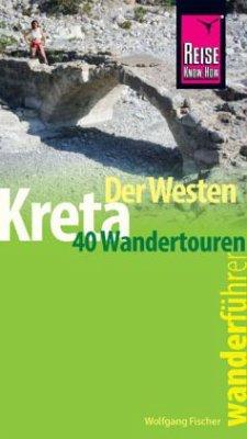 Reise Know-How Wanderführer Kreta - der Westen - Fischer, Wolfgang