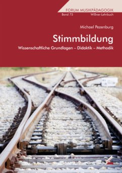 Stimmbildung - Pezenburg, Michael