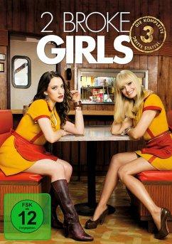 2 Broke Girls - Die komplette 3. Staffel (3 Discs)