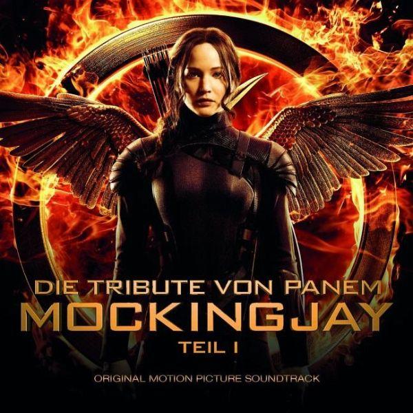 Die tribute von panem mockingjay teil 1 cd for Die tribute von panem film