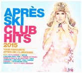 Apres Ski Club Hits 2015, 3 Audio-CDs
