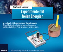 Lernpaket Experimente mit freien Energien - Stempel, Ulrich E.