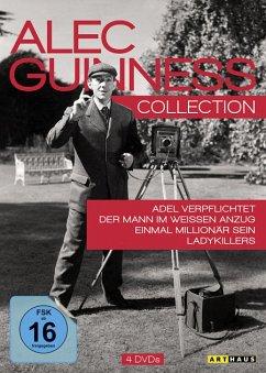 Alec Guinness Collection DVD-Box - Guinness,Alec/Parker,Cecil