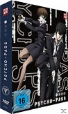 Psycho-Pass - Vol. 1 Episode 1-6 DVD-Box