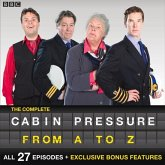 Cabin Pressure: A-Z, 14 Audio-CDs