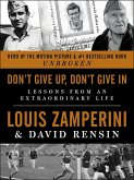 Don't Give Up, Don't Give In (eBook, ePUB)