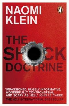 The Shock Doctrine (eBook, ePUB) - Klein, Naomi