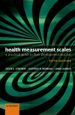 Health Measurement Scales (eBook, PDF)