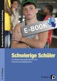 Schwierige Schüler - Sekundarstufe (eBook, PDF)
