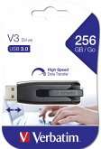 Verbatim Store n Go V3 256GB USB Stick 3.0 grey