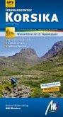 Korsika Fernwanderwege - GR20, Tra Mare e Monti, Da Mare a Mare Sud (Mängelexemplar)