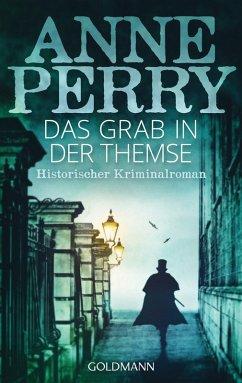 Das Grab in der Themse / Inspector Monk Bd.20 (eBook, ePUB) - Perry, Anne