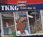Krimi-Box 13 / TKKG Bd. 146/161/180 (3 Audio-CDs)