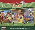 Teufelskicker - Box, 3 Audio-CDs
