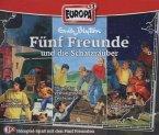 3er Box Fünf Freunde und die Schatzräuber / Fünf Freunde Bd.51/82/87 (3 Audio-CDs)