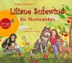 Liliane Susewind - Die Abenteuerbox: Rückt dem Wolf nicht auf den Pelz!, Ein Panda ist kein Känguruh, Schimpansen macht