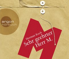 Sehr geehrter Herr M., 6 Audio-CDs - Koch, Herman