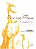 Feuer und Flamme, 1-4stimmiger Gesang mit u. ohne Begleitung