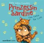 Eine Katze für Lotti / Prinzessin Sardine Bd.1, 1 Audio-CD