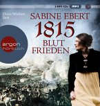 1815 - Blutfrieden, 3 MP3-CDs