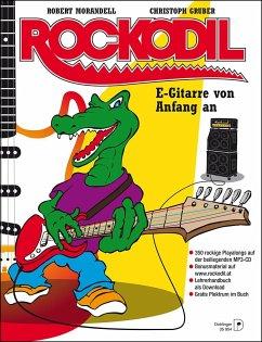 Rockodil, m. MP3-CD - Morandell, Robert; Gruber, Christoph