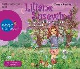 Eine Eule steckt den Kopf nicht in den Sand / Liliane Susewind Bd.10 (4 Audio-CDs)