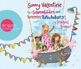 Von Schaumbädern und tanzenden Rollschuhen / Sunny Valentine Bd.2 (3 Audio-CDs)