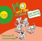 Der erste Schultag / Mo und die Krümel Bd.1 (2 Audio-CDs)