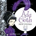 Ada von Goth und die Geistermaus / Ada von Goth Bd.1 (2 Audio-CDs)