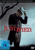 Justified - Die komplette fünfte Season DVD-Box
