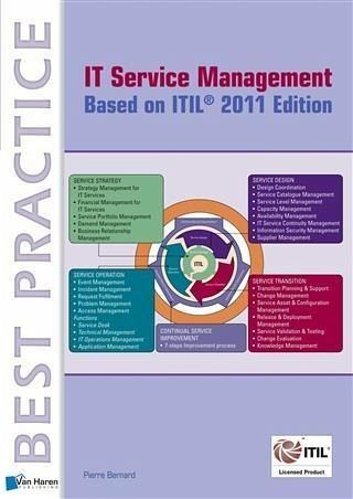 IT Service Management Based on ITIL® 2011 Edition (eBook, PDF)