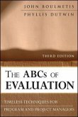The ABCs of Evaluation (eBook, PDF)