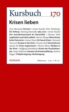 Kursbuch 170 (eBook, ePUB)