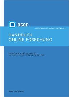 Handbuch Online-Forschung (eBook, PDF)