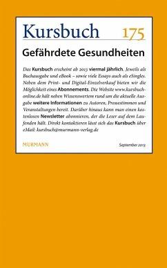 Kursbuch 175 (eBook, ePUB)