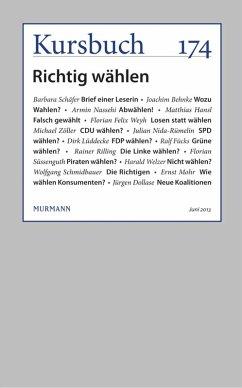 Kursbuch 174 (eBook, ePUB)