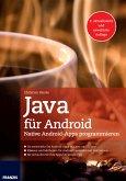 Java für Android (eBook, PDF)