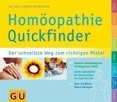 Homöopathie Quickfinder (Mängelexemplar)