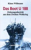 Das Boot U 188 (eBook, ePUB)