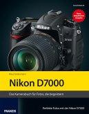 Kamerabuch Nikon D7000 (eBook, PDF)