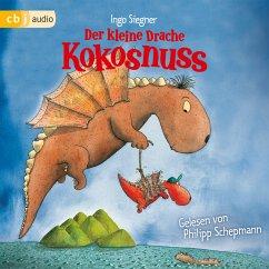 Der kleine Drache Kokosnuss (MP3-Download) - Siegner, Ingo