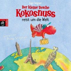 Der kleine Drache Kokosnuss reist um die Welt (MP3-Download) - Siegner, Ingo