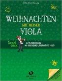 Fiedel-Max - Weihnachten mit meiner Viola, für 1-2 Violen