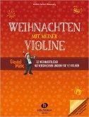 Fiedel-Max - Weihnachten mit meiner Violine, für 1-2 Violinen